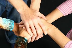 Il s'agit de travailler ensemble pour créer des synergies, mais aussi de respecter l'individualité et la manière de faire de chacun en même temps.