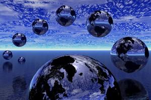 Vous ne créez pas votre propre réalité, mais générez simplement des hypothèses de réalité ou scénarios qui sont continuellement réfléchis et testés contre le Tout.