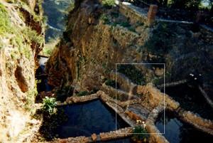 Photos de Michas – Espagne - apparition d'une petite Croix lumineuse.